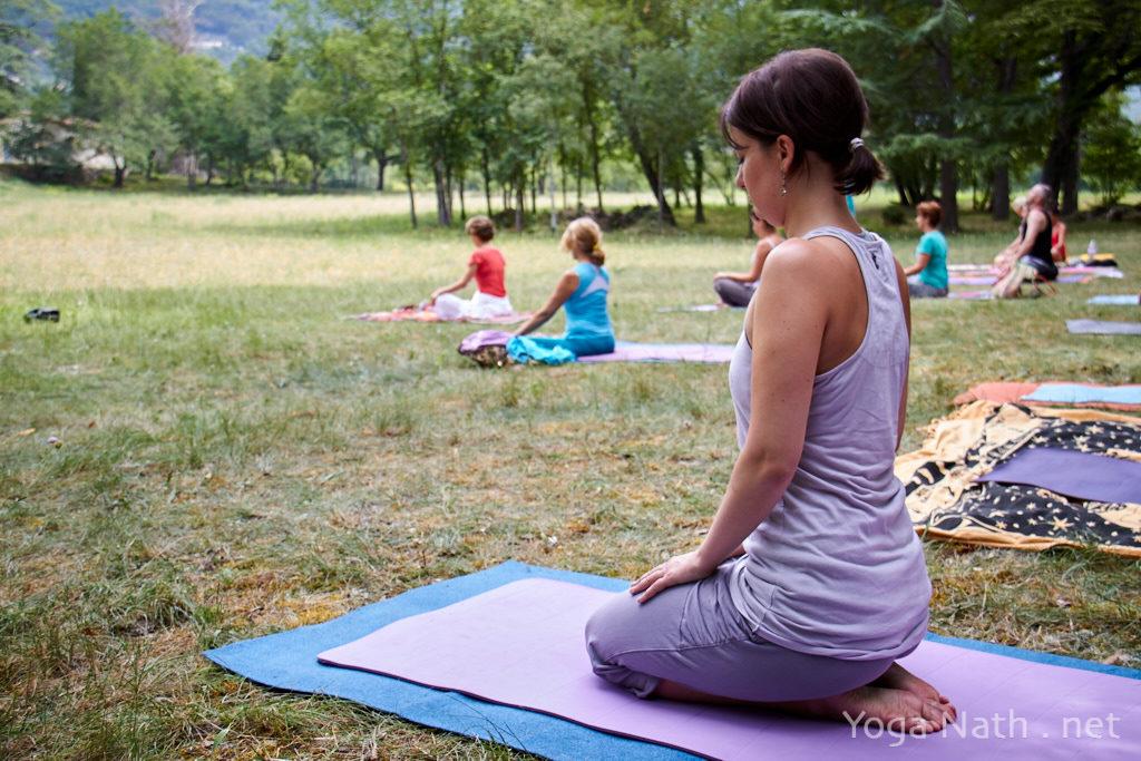 Stage professeurs de Yoga